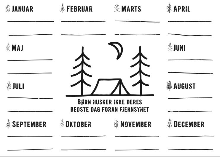 Mikroeventyr kalender
