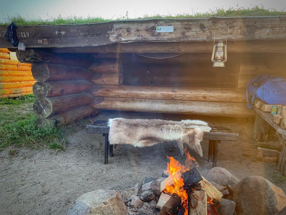 Dejligt smukt shelter