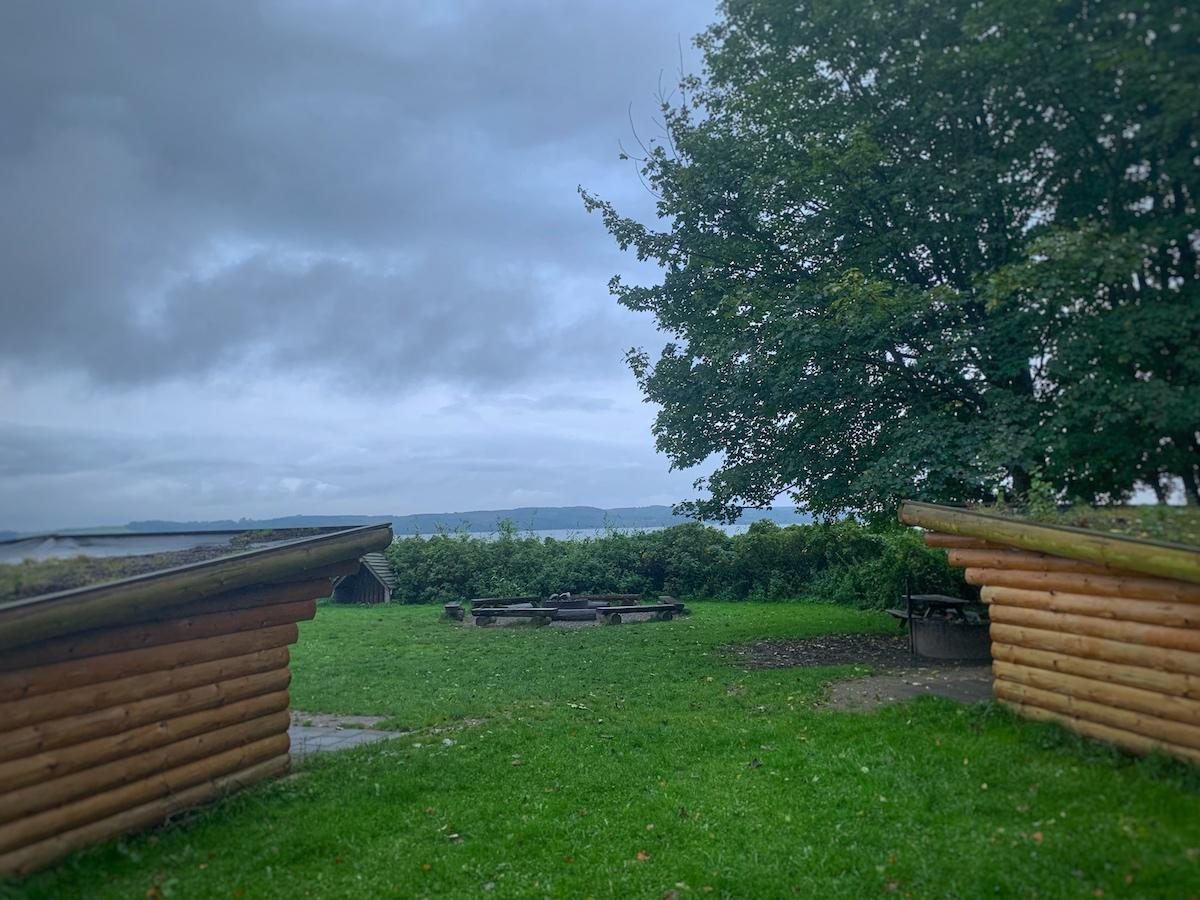 Sheltere ved Vejle Fjord